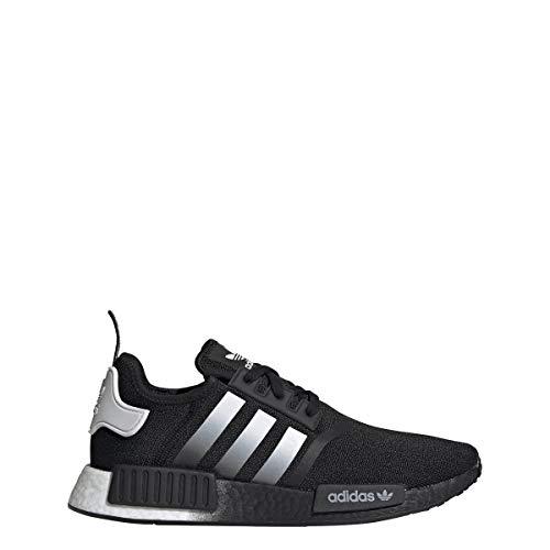 adidas Herren NMD_R1 Sneaker Schwarz, 36