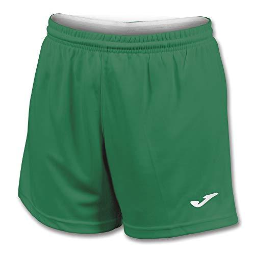 Joma Paris II, Pantalones Cortos Para Mujer, Verde (450), M