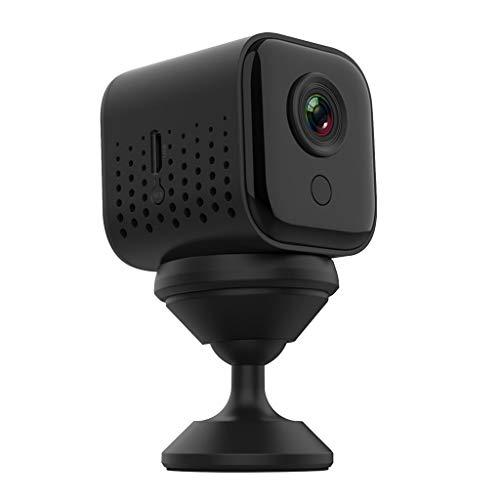 Piccolo Telecamera Spia HD 1080p Sicurezza con Luci a Infrarossi Fotocamera Sportiva Impermeabile per Interni/Esterni
