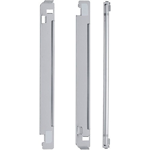 LG KSTK1 27' Chrome Laundry Stacking Kit Replacements for LG Washer