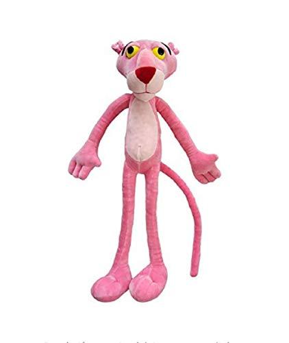 vpuquuz 1pcs 40cm Pink Panther Peluche Lindo Muñeco Peluche Rosa Regalos San Valentin Mujer Romantico Pantera Rosa Juguetes