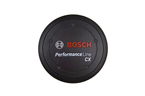 Tapa para Motor Bosch Performance cx con Logo negr