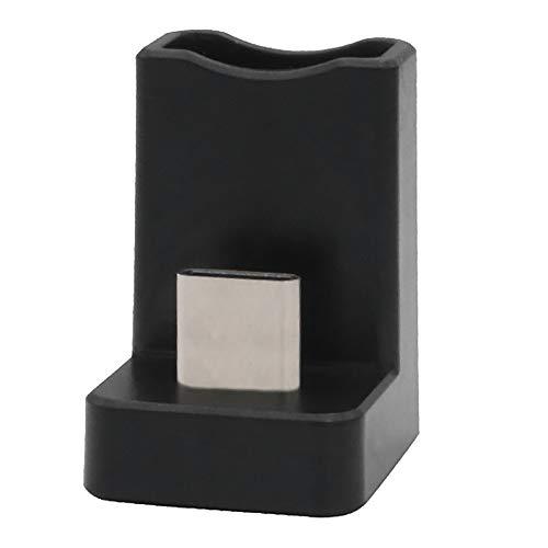 Tamkyo Adaptador de 90 Grados Tipo C USB-C USB 3.1 Tipo C Adaptador de ExpansióN Macho una Hembra Utilizado para Tabletas PortáTiles
