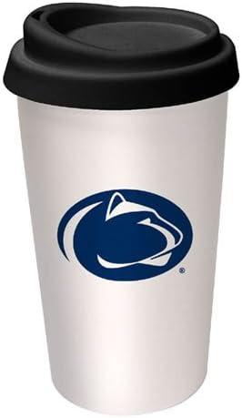 NCAA Limited time cheap sale Penn State Nittany Mug Travel Spasm price Lions Logo