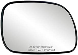 Fit System 80013 Chrysler/Dodge/Plymouth Right Side Manual/Power Replacement Mirror Glass