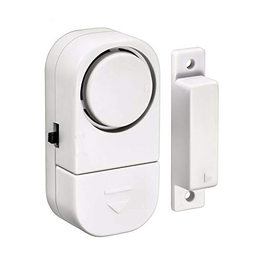 Sensor inalámbrico de timbre de alarma antirrobo de seguridad de entrada de ventana