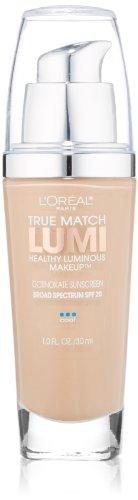 L'Oreal Paris True Match Lumi Healthy Luminous Makeup, C3 Creamy...