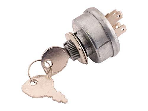 Zündschloss 5-Pol. passend Raiffeisen RMS 12-81 13AC452D628 Rasentraktor