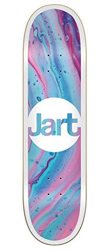 Jart Skateboards Tavola Skate Tie Dye Deck 8.125' Grip Incluso