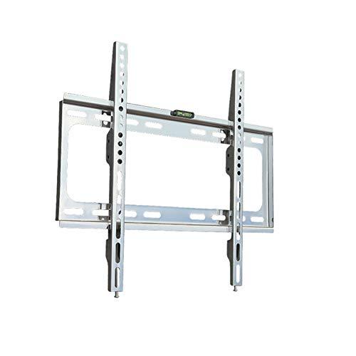 Soporte de Pared para TV Soporte de soporte de pared de pared de TV fijo Soporte de acero inoxidable para TV 32 '' - 55 'Monte en movimiento completo TV Monte en pared soporte de pantalla plana