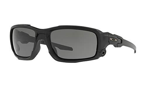 Oakley SI Ballistic Shocktube Matte Black/Grey