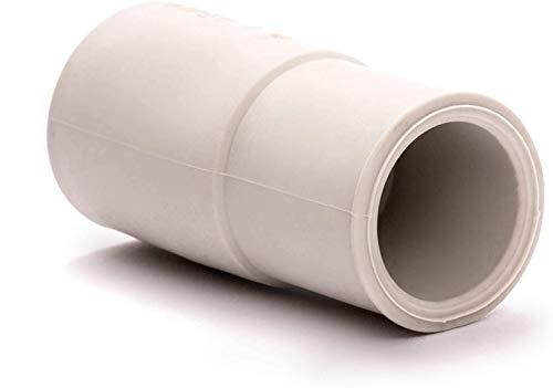 Pangaea Tech Ablaufschlauch-Adapter 19/21mm für Waschmaschine & Spülmaschine/Ablauf Endstück