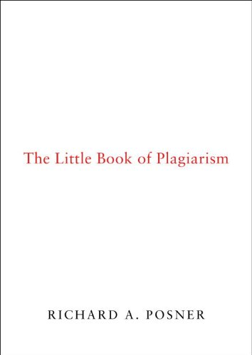 The Little Book of Plagiarism (English Edition)