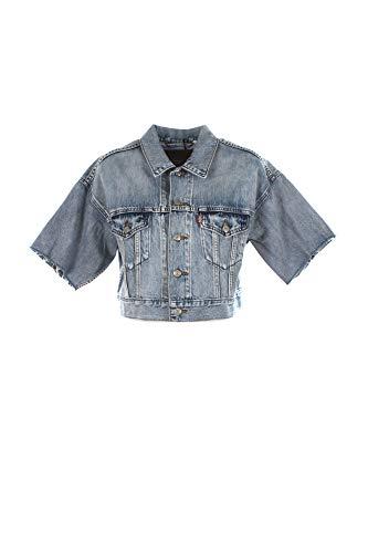 Levi's® Damen Jeansjacke Jeffrey Blue (82) S