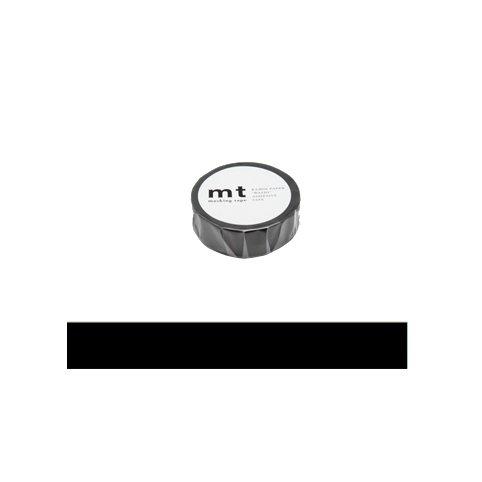 mt 渋い色・淡色系各種/mtマットブラック10m巻