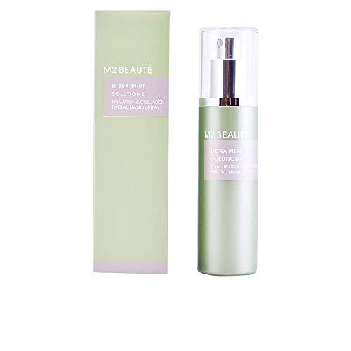 M2 Beauté Ultra Pure Solutions Hyaluron & Collagen Facial Nano Spray, 75 ml