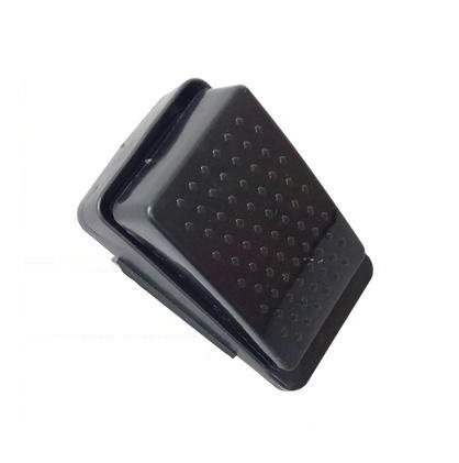 SHENGTIAN Accelerator Foot Pedal Electric Switch Accessories for Kids Ride On Car Motorcycle Replacement Parts Black 6-pin Socket