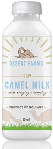 Qumështi i devesë 500 ml (i ngrirë) (4 shishe)