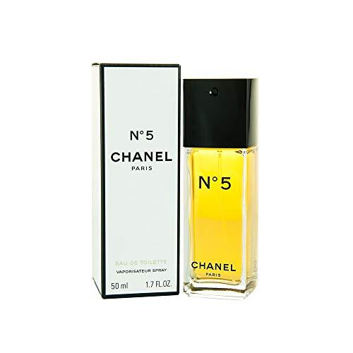 Chanel N° 5 Eau De Toilette Vaporizzatore 50 ml