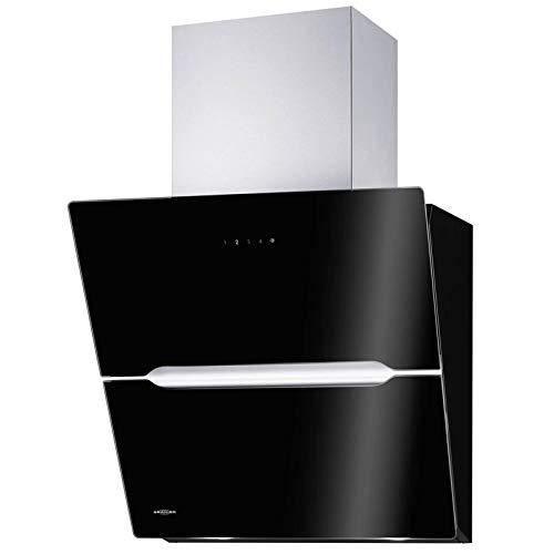 Oranier Vivio - Campana de recirculación (60 cm), color negro