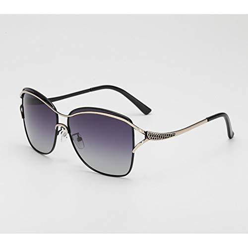 WZYMNTYJ 2018 HEISS!Vintage Polarisierte Sonnenbrille Frauen 2019 Trend Damen Outdoor Persönlichkeit Sonnenbrille Metallrahmen lentes de sol Mujer