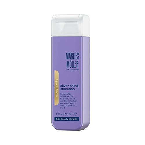 Marlies Möller Silver Shine Shampoo Specialists, inhoud: 200 ml