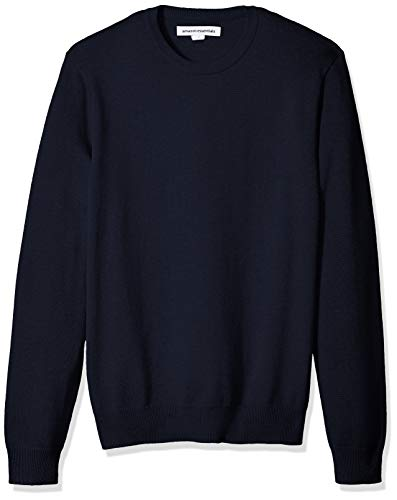 Amazon Essentials Men's Crewneck Sweater, Navy, X-Large
