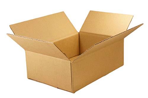 【 日本製 】 ダンボール (段ボール) 50サイズ 【 20枚セット 】 宅配便 引越し 梱包 収納 段ボール 箱 da4-20