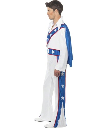 - Evel Knievel Erwachsenen Kostüme