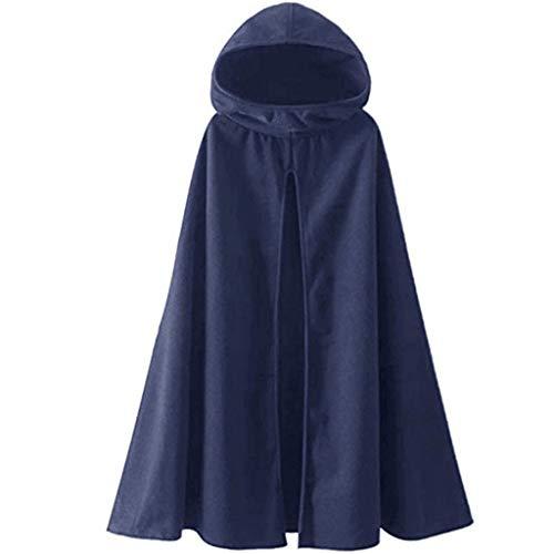 KANGMOON Jacken Damen Frauen Arbeiten festen mit Kapuze Sleeveless Verband Mantel Cosplay Langen Outwear Mantel um Winterjacke Trenchcoat PlüSchjacke Strickjacke Jacke Windjacke