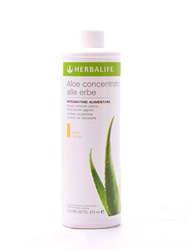 Herbalife Aloe Concentrado, Mango - 473 ml
