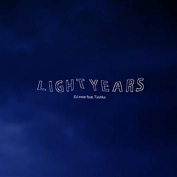 Light Years (feat. Tashka)