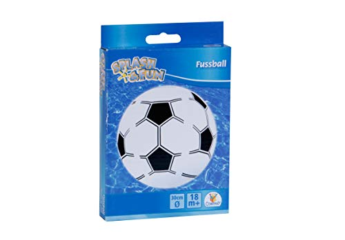 Splash & Fun Strandball Fußball, Ø ca. 30 cm