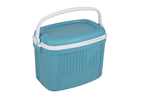 EDA PLASTIQUES Iceberg Kühlbox Kunststoff blau, blau, 42 l