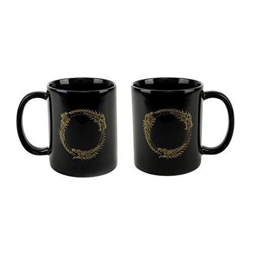 The Elder Scrolls Online - Keramik Tasse - Ouroboros - Logo