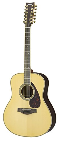 Yamaha L-Series LL16 12-String Acoustic-Electric...