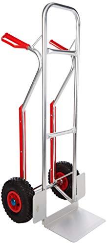 PEREL - OHT10 Robuste Aluminiumrahmen Sackkarre, Belastung 150 kg 175935