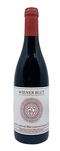Rammstein Rotwein Wiener Blut - Pfalz Cuvée Rot Trocken 2015-0,75l 13,5% vol.