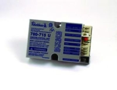 Ignition Module Non-Lockout Model. Replaces SP715/SP715A Refrigeration Kits