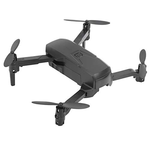 Nuobi Drone CuadricóPtero, Dron Antiinterferencia de 2,4 GHz, CáMara de Seguridad para Vuelo de Regreso A Casa Quadcopter RC Drone Plegable para Adultos (Negro 4k)
