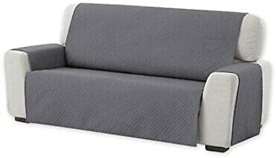 textil-home Funda Cubre Sofá Adele, 3 Plazas, Protector para ...
