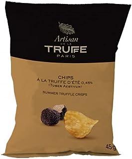 Summer Truffle Potato Chips 100 GR   Luxury & Gourmet Foods