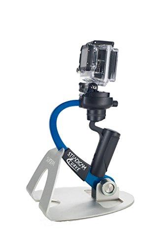 Steadicam Curve BL Schwebestativ für GoPro blau