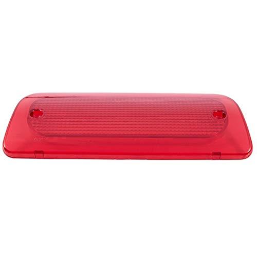 XIAOYAFANG Hxfang El Nuevo 3ro Tercer Freno luz de la Lente en Forma for el Chevy S10 GMC Sonoma Reg Doble Cabina roja Ahora Caliente (Color : Red)