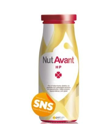 NUTAVANT PLUS PLATANO 28 bus 230 ml