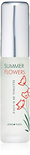 Jean Yves Cosméticos Summer Flowers botella aseo