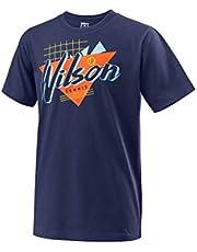 Wilson B Nostalgia Tech tee Camiseta