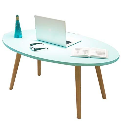 BZ-ZK SZQ salontafel decoratieve meubels van hout ovaal salontafel woonkamer slaapkamer werkkamer tafel grote desktop in een groot aantal stijlen bank tafel