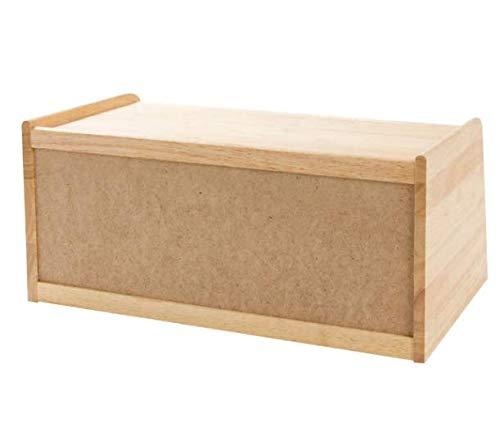 木製ブレッドケースNITORIフラップ扉パンケース人気話題キッチングッズおしゃれ雑貨ニトリ