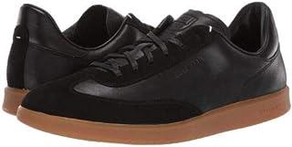 [コールハーン] メンズ 男性用 シューズ 靴 スニーカー 運動靴 Grandpro Turf Sneaker - Black Tumbled/Black Suede [並行輸入品]